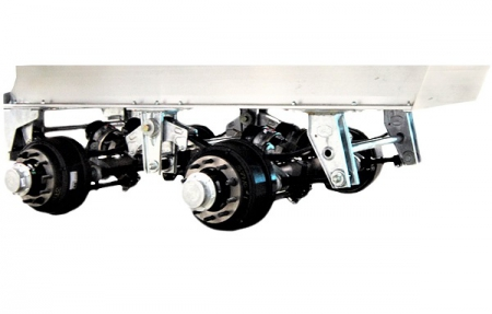 MAC TRAILER SUSPENSION COMPONENTS