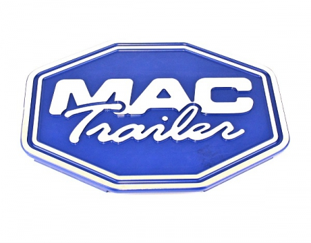 MACHINED MAC LOGOS