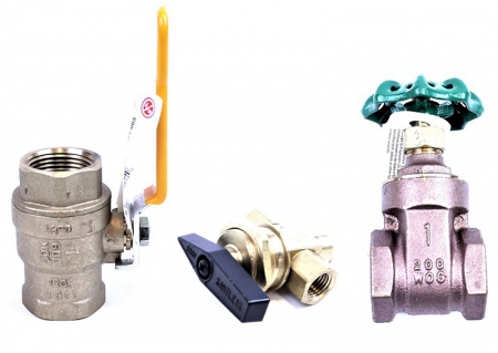 BALL & GATE VALVES