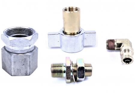 COUPLERS, FITTINGS