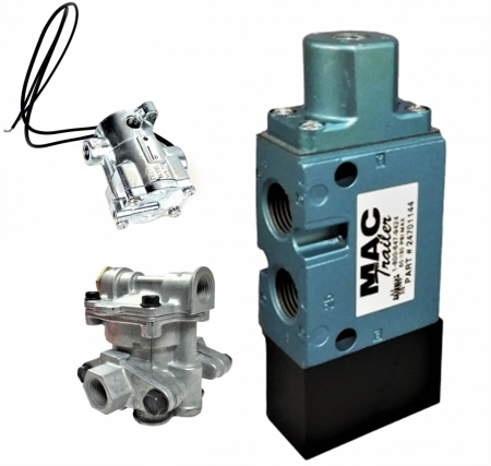 ELECTRIC & PNEUMATIC VALVES