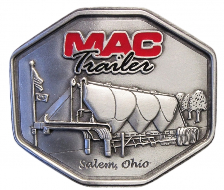 MAC TRAILER BELT BUCKLES