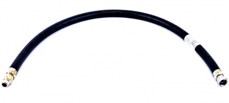 "BRAKE HOSE ASSEMBLY, 1/2"" X 36"" WITH 3/8 MPT SWIVELS ENDS"