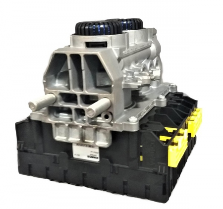 ABS ROLL STABILITY ECU VALVE ASSEMBLY