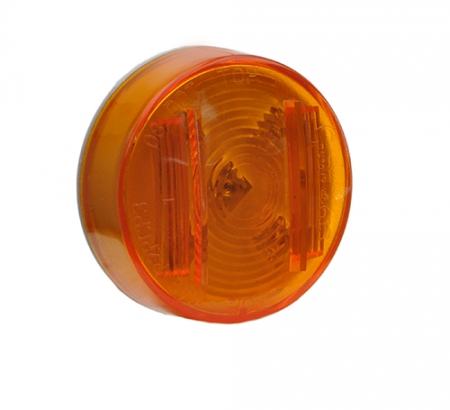 "AMBER LED 2"" CLEARANCE MARKER LIGHT"