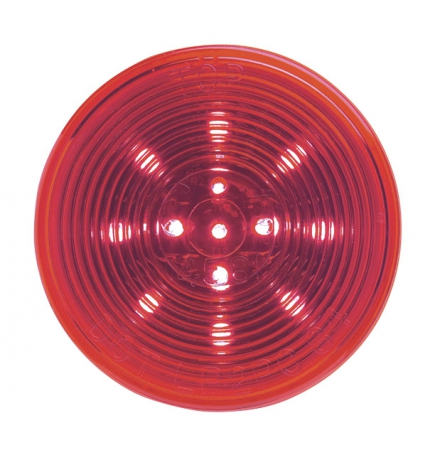 "LAMP, LED 2-1/2"" RED, 3-DIODE G1032-3 CLEARANCE MARKER"