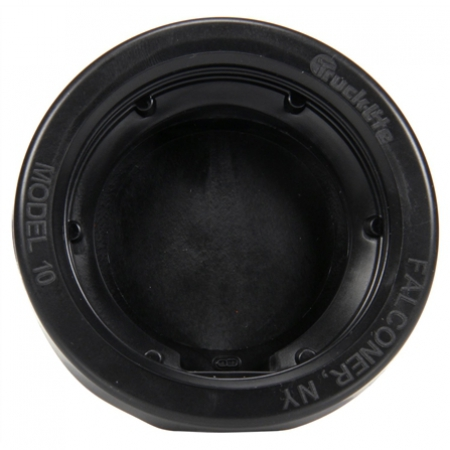 "MODEL 10 CLOSED BLACK GROMMET, FOR 10 SERIES AND 2.5"" LIGHTS"