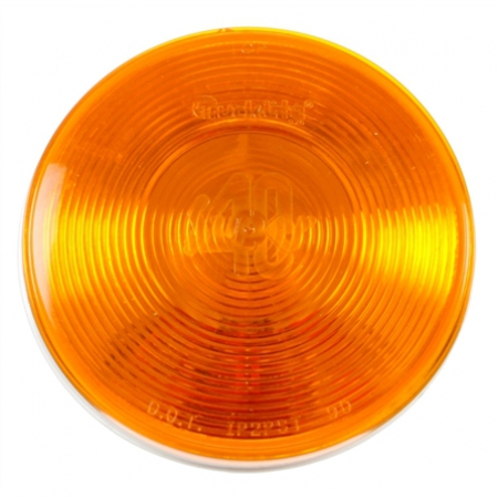 MODEL 40 AMBER BULB INCANDESCENT, 1 BULB, PL-3