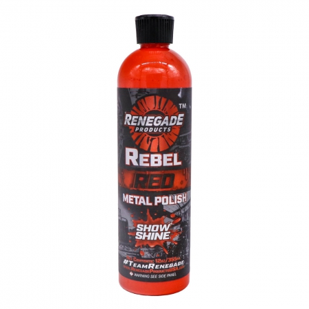 REBEL RED FINE METAL POLISH