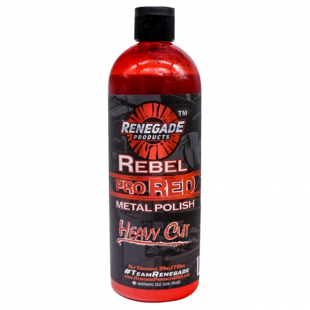 PRO RED COURSE METAL POLISH