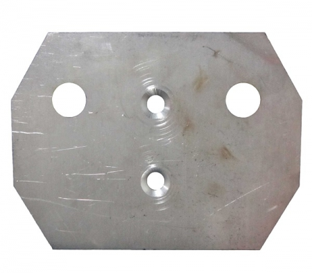 MOUNTING PLATE, AIR SPRNG INTRAAX #2